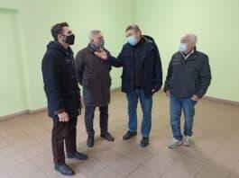 Presidio al Centro sociale Curiel per il centro vaccinazioni anti Covid19_1