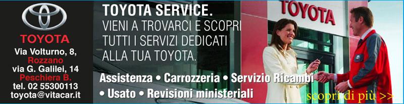 Autofficina Vitacar Toyota