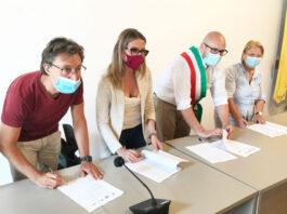cesano-firma-protocollo-lavoro-con-sindacati
