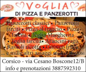 Voglia di Pizza e Panzerotti