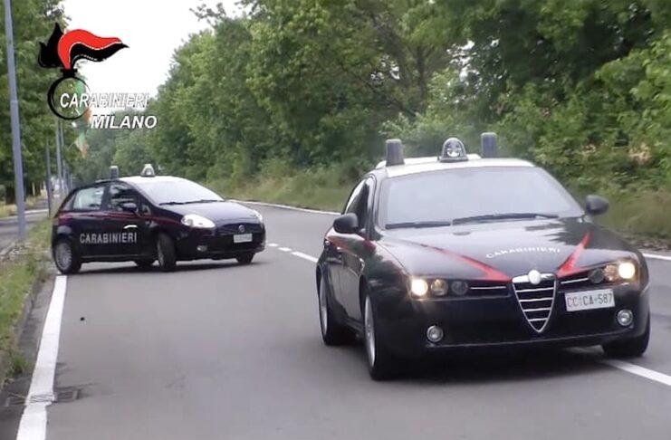 carabinieri corsico