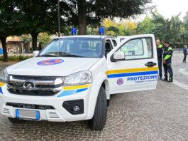 cesano-consegna-pick-up-protezione-civile